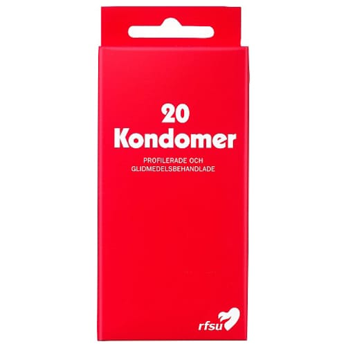 RFSU Kondomer 20-pack