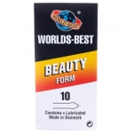 Worlds Best Beauty Form 10-pack