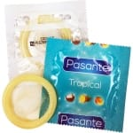 Pasante Tropical Coconut 1 pcs