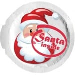 Happy Condoms Santa Inside 1 pcs