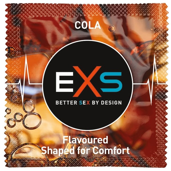 EXS Crazy Cola 1 pcs
