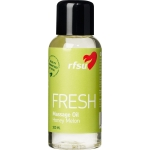 RFSU Massageolja Fresh 100 ml
